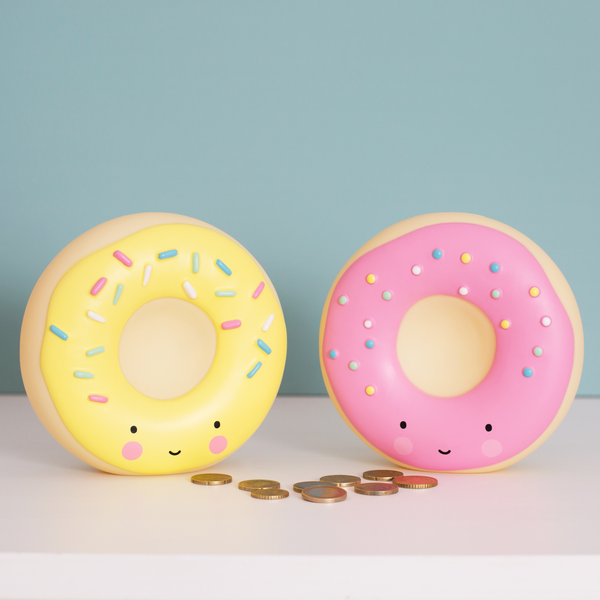 PIGGY BANK - donut