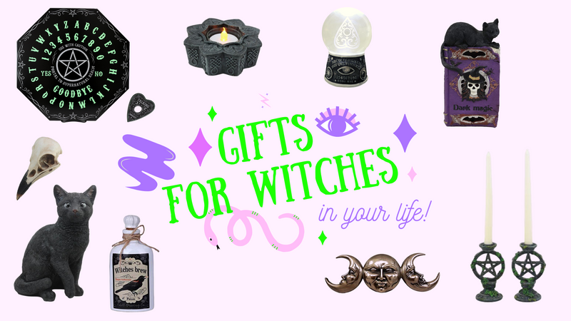 17 Witchy Gift Ideas for The Baddest Witch In Your Life