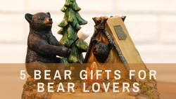5 Bear Gifts for The Ultimate Bear Lover