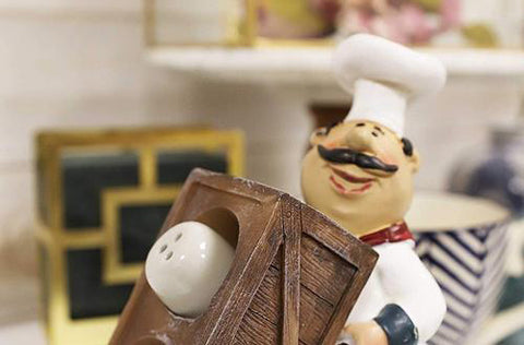 Bistro Chef Collectibles