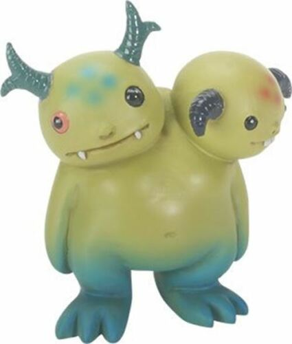 "Ebros Gift Small 3.25"" Height Cid and Chad Little Daemon Monster Figurine Devil"
