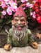 "Ebros Walking Dead Severed Body Zombie Gnome Crawling On The Floor Statue 7""Long for Creepy Spooky Undead Underworld Halloween Sculpture Prop at Home Patio and Garden Decor"