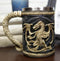 Skeletal Ossuary Ghost Dragon Overlord Large Beer Stein Tankard Coffee Mug Cup