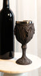 "Ebros Winged Terror of The Sky Beowl Dragon 7""H Wine Goblet Cup Chalice"