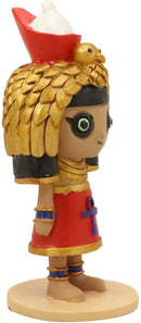 "Ebros Weegyptians Egyptian Chibi Goddess Mut Mother of Nu Statue 4""H Figurine"