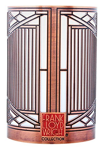 3.25 Inch Frank Lloyd Wright Collection Evans House Votive Holder