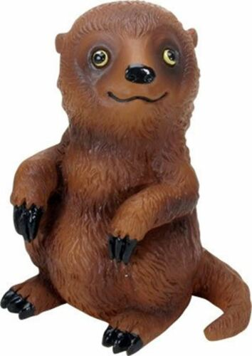 "Ebros Gift Small 3.25"" Tall Giant Sloth Figurine Mammals Drowsy Tree Dwellers"