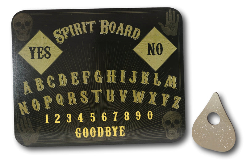 Anne Stokes Ghost Skulls Paranormal Ouija Spirit Board Game With Planchette