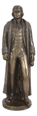 US Third President Thomas Jefferson Statue Declaration Of Independence Founder
