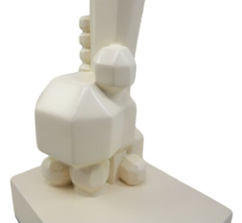 "Ebros Frank Lloyd Wright Architecture Midway Gardens Statue Stability Sprite Reproduction Sculpture 14""Tall"