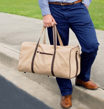 Dawson Collection Men's Duffel Bag