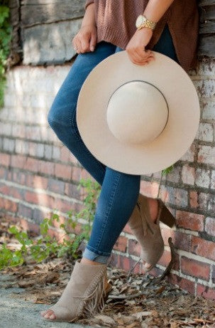 3ea59324148 Natural Wool Floppy Hat – Scribbles n Doodles 2