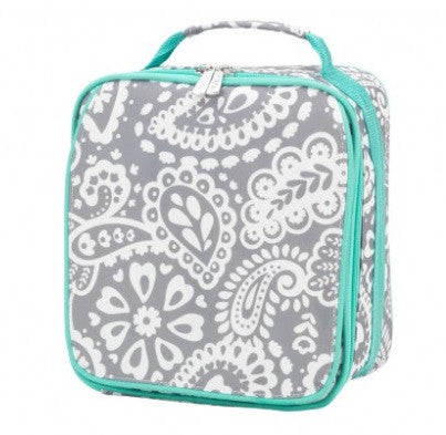 Parker Paisley Collection Lunch Box