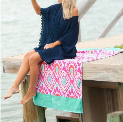 Beachy Collection Beach Towel