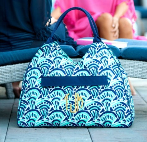 Make Waves Collection Beach Bag