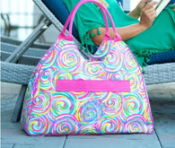 Summer Sorbet Collection Beach Bag