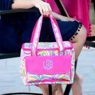 Summer Sorbet Collection Cooler Tote