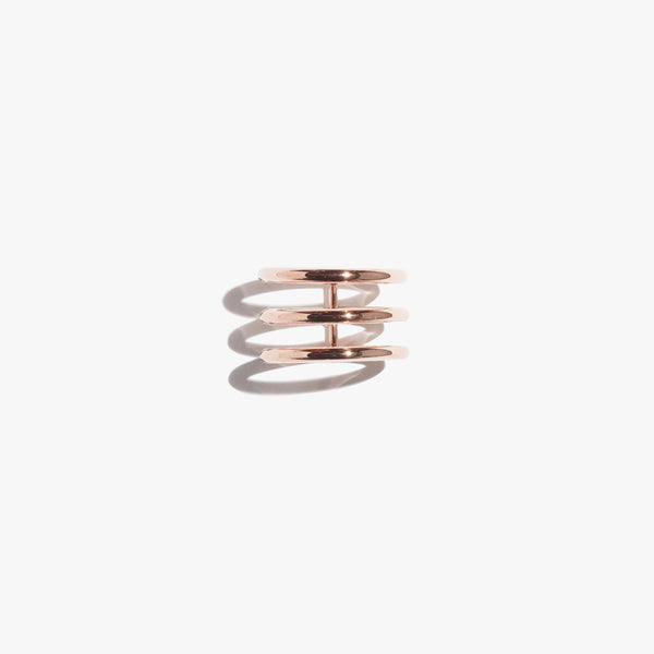 Discarded Object Band - Rose Gold