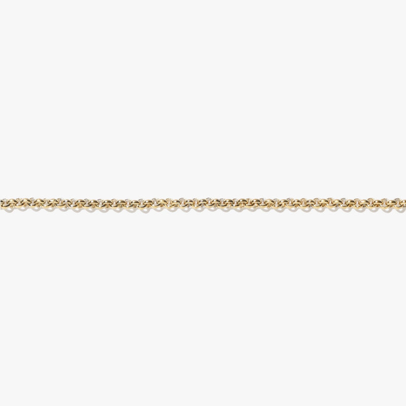 Bracelet - Medium Rolo Bracelet - Gold
