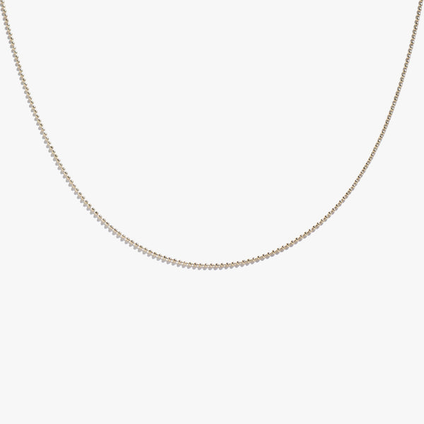 Ball Link Chain - Gold