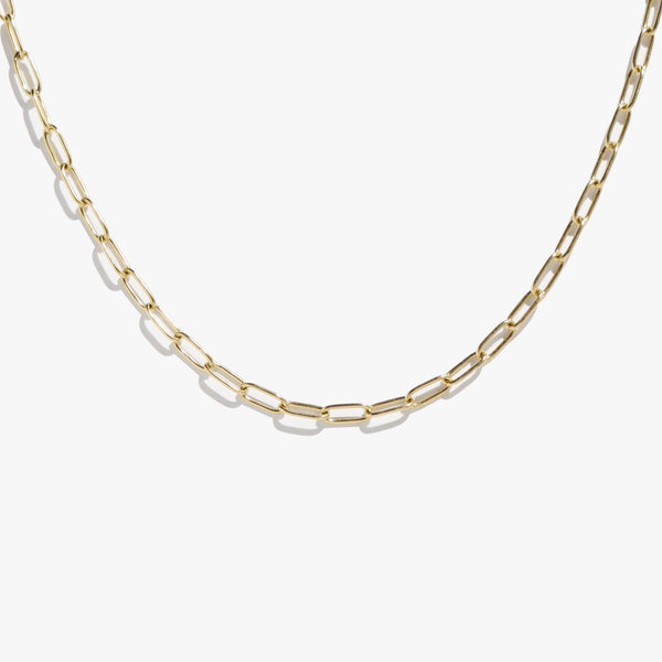 Large Link Chain - Gold