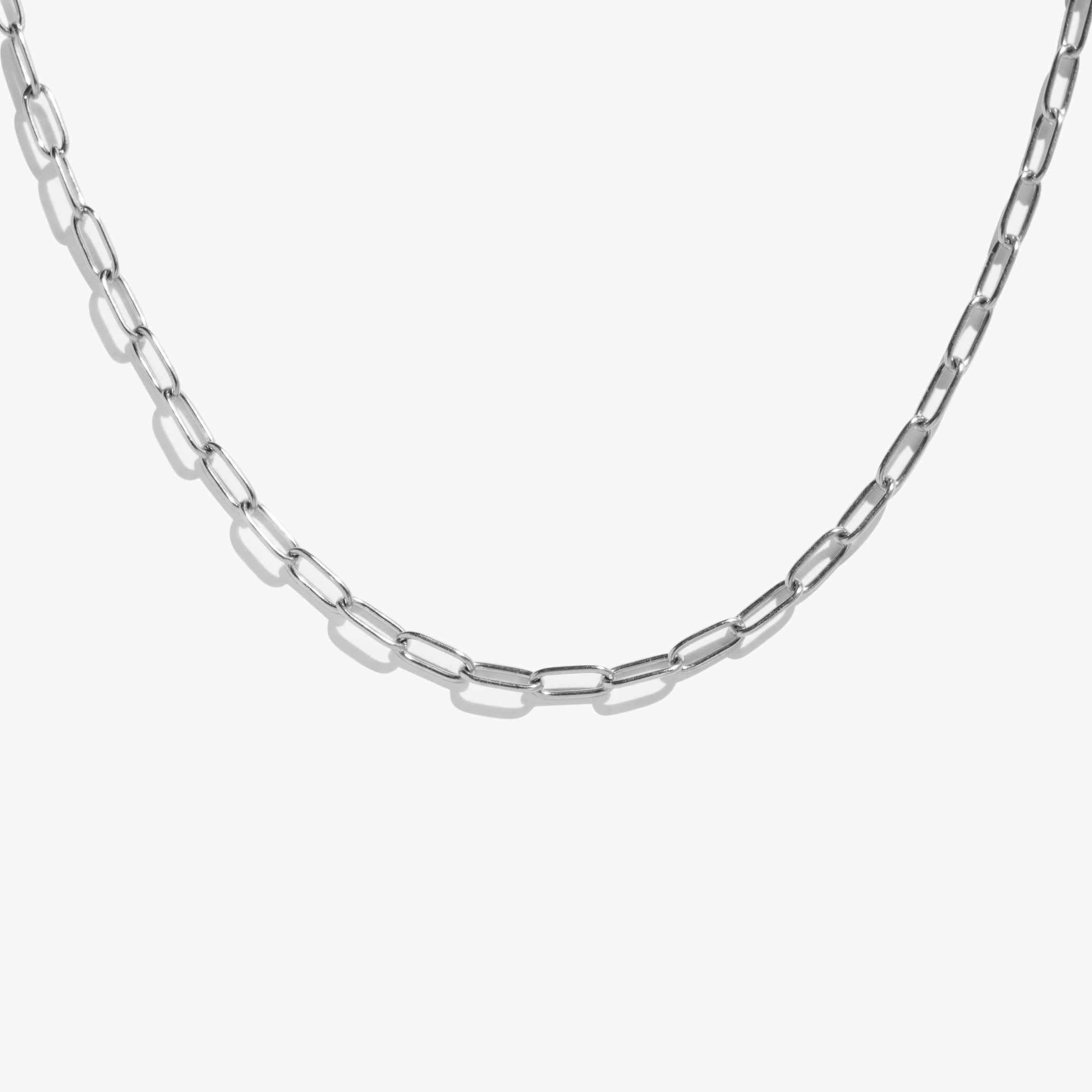 Large Link Chain - Silver