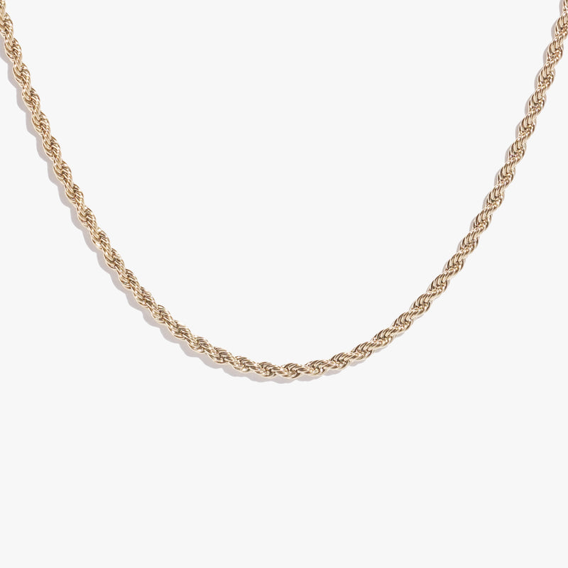 Chains - Rope Chain - Gold