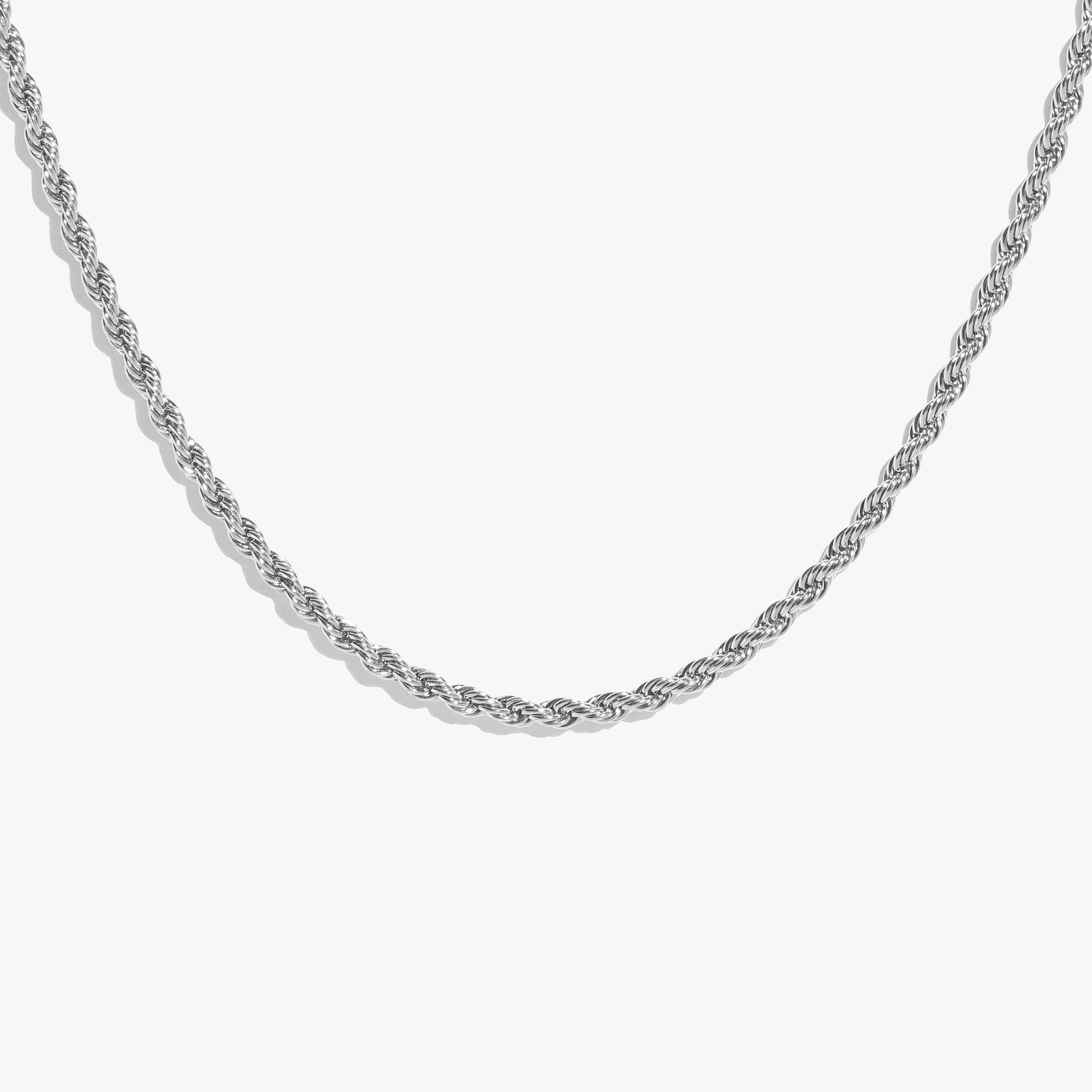 Chains - Rope Chain - Silver
