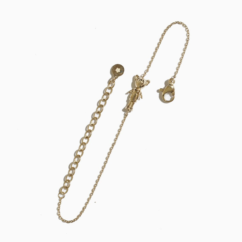 'Dollfriend' Bracelet - Gold