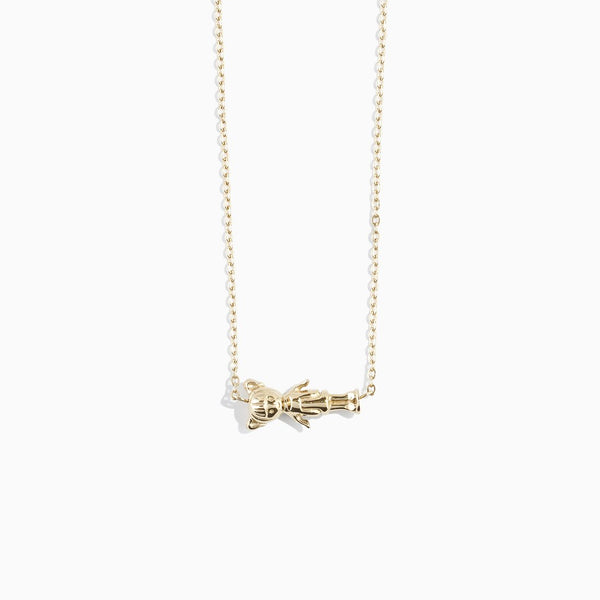 'Dollfriend' Necklace - Gold