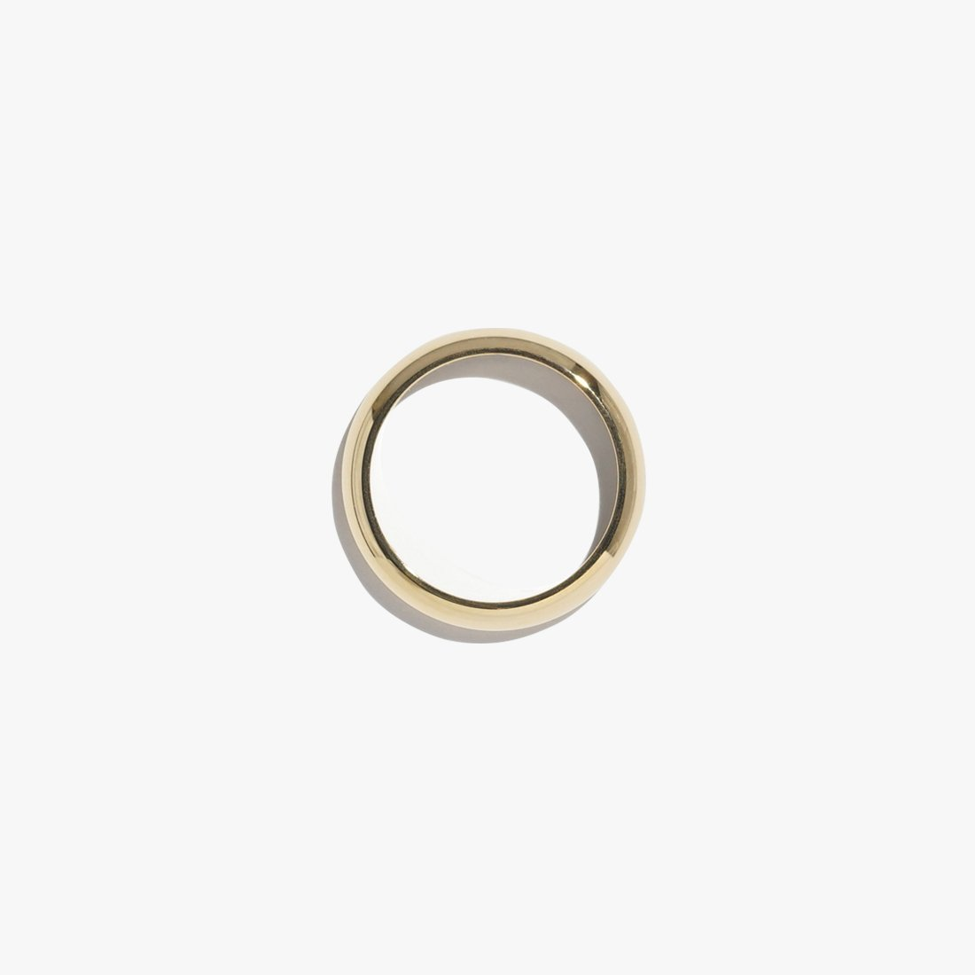 Rings - Basic Object Band - Gold