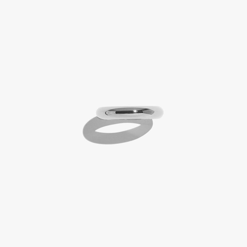 Rings - Basic Object Band - Silver