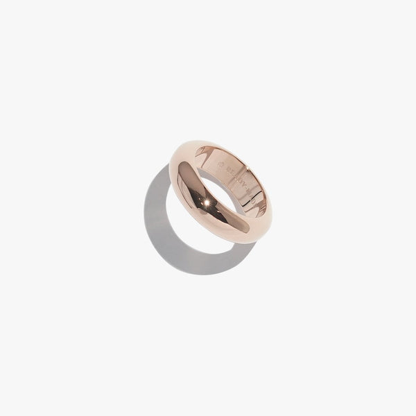 Chunky Object Band - Rose Gold
