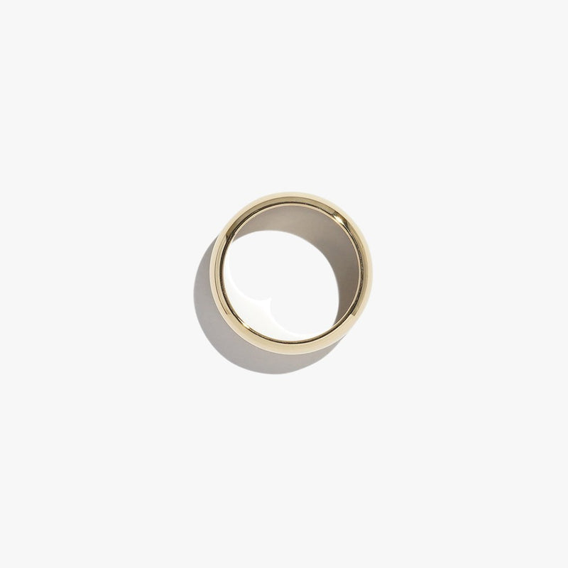 Rings - Cloned Object Band - Gold