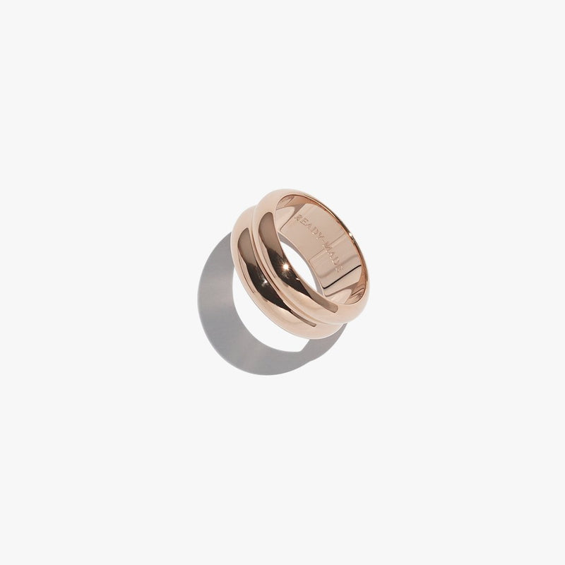Cloned Object Band - Rose Gold