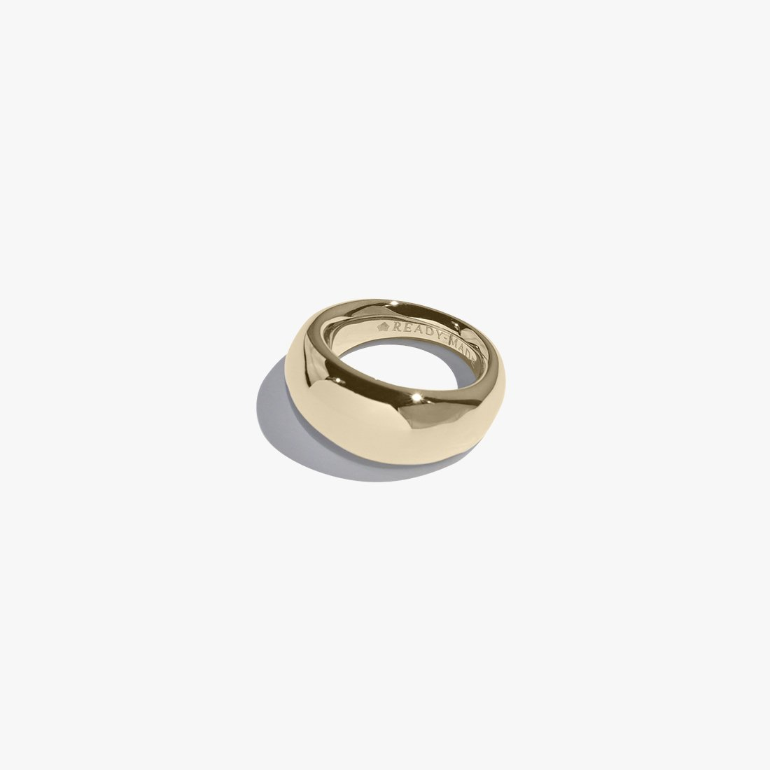 Rings - Unidentified Object Band - Gold