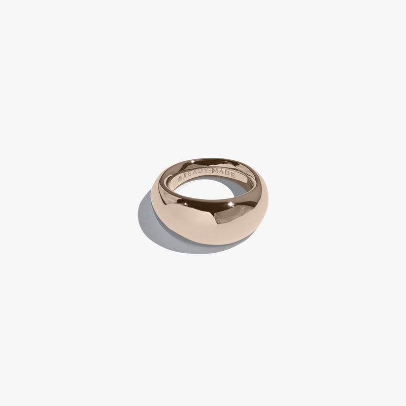 Rings - Unidentified Object Band - Rose Gold