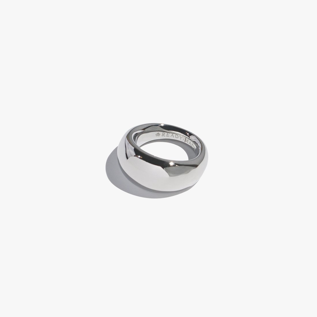 Rings - Unidentified Object Band - Silver