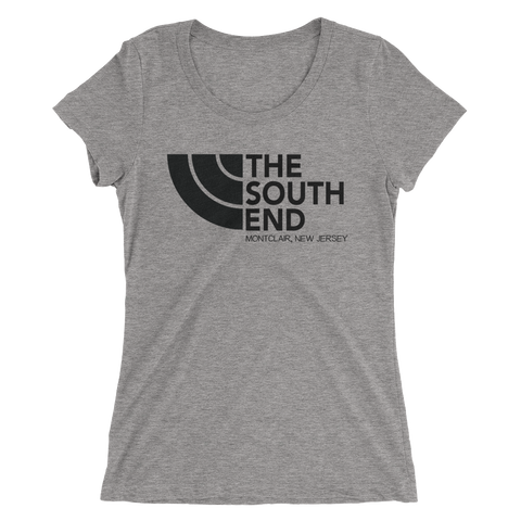 The South End - Ladies' Tri Blend short sleeve t-shirt