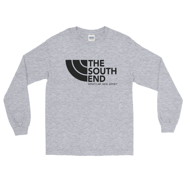 The South End - Long Sleeve T-Shirt