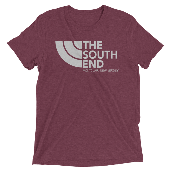 The South End - Tri-Blend Unisex Short sleeve t-shirt