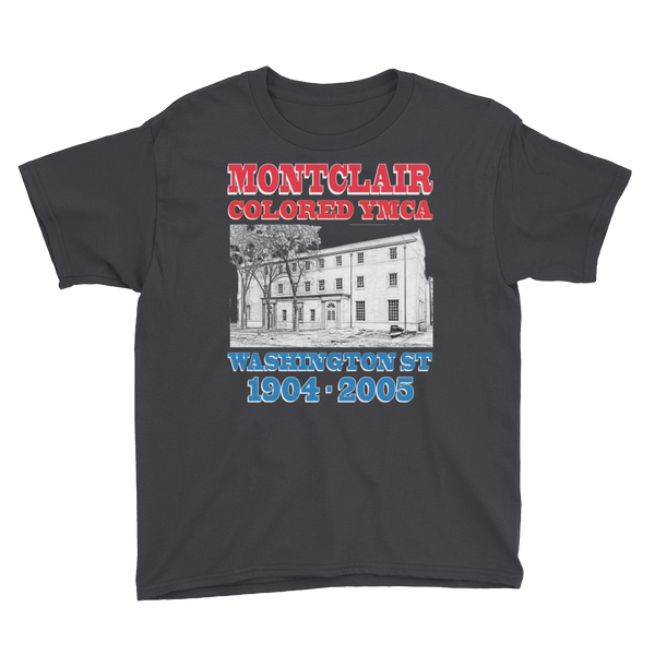 Washington St Y Commemorative - Youth Short Sleeve T-Shirt