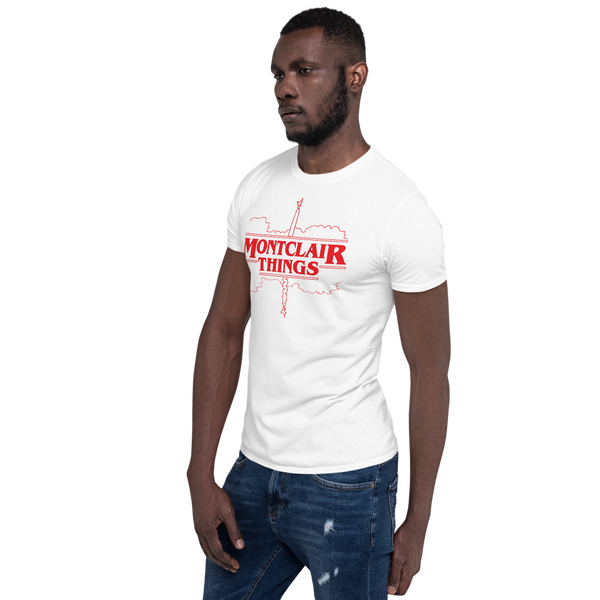 Montclair Things - Red - Short-Sleeve Unisex T-Shirt