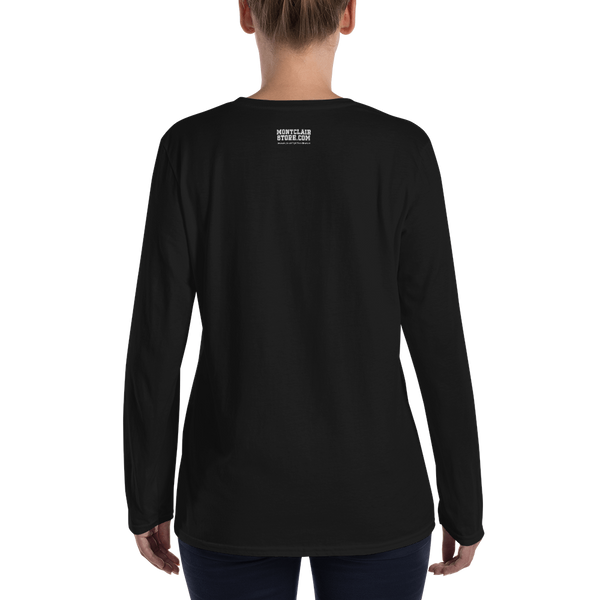 Buzzed! - Ladies' Long Sleeve T-Shirt