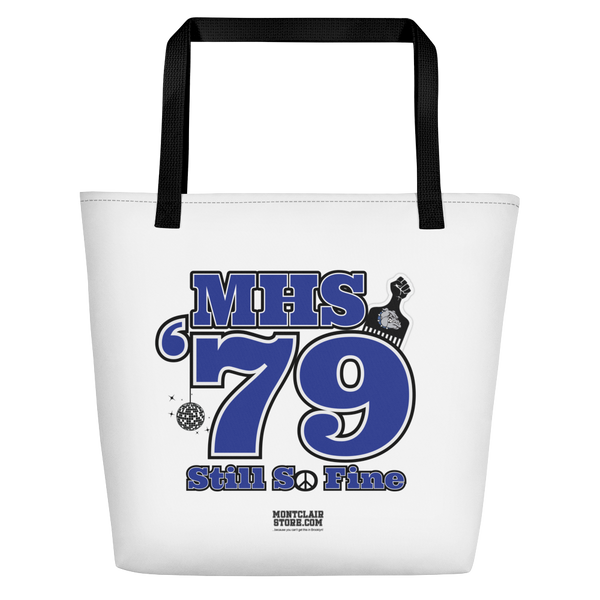 MHS Class of 1979 - Beach Bag