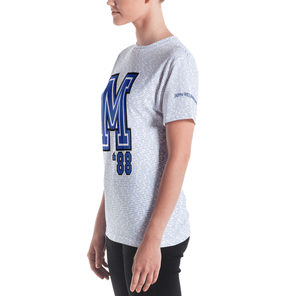 MHS88@30 - Simply Everyone - Women's T-shirt