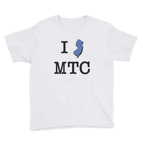 I NJ MTC - Youth Short Sleeve T-Shirt