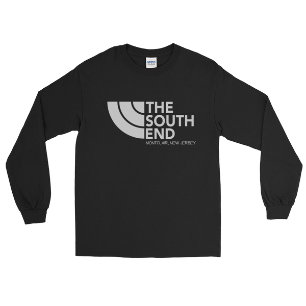 The South End - Long Sleeve T-Shirt (dark)