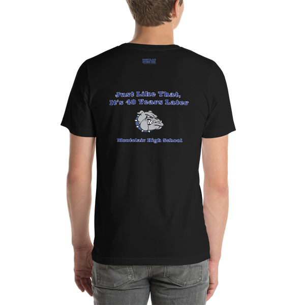 MHS Class of 1979 - Short-Sleeve Unisex T-Shirt