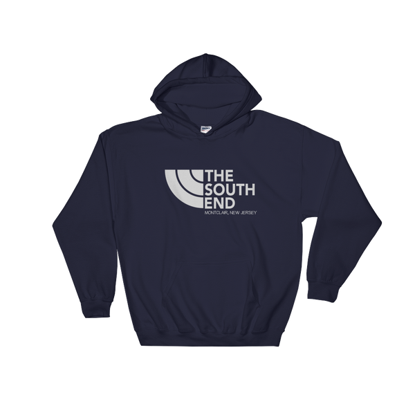 The South End - Hooded Sweatshirt